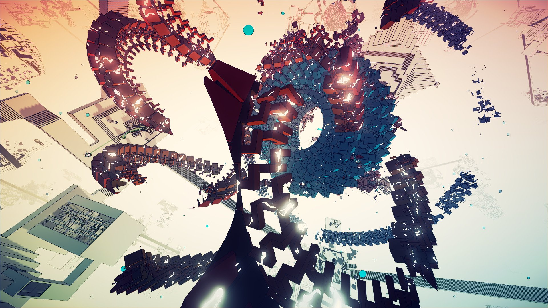 Manifold Garden Is A PC Puzzle Experience Being Ported To Nintendo Switch, PlayStation 4, and Xbox One