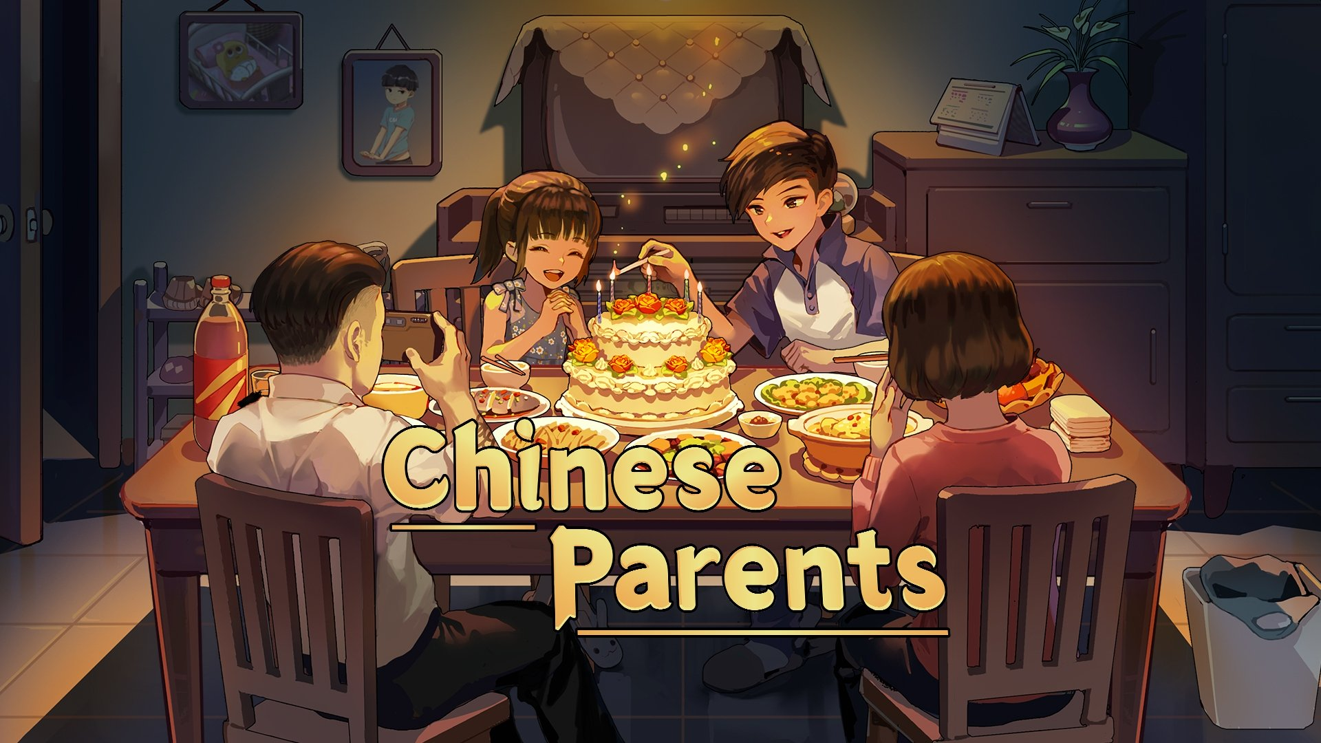 Child Raising Game Chinese Parents Prepares To Launch On The Nintendo Switch Tomorrow