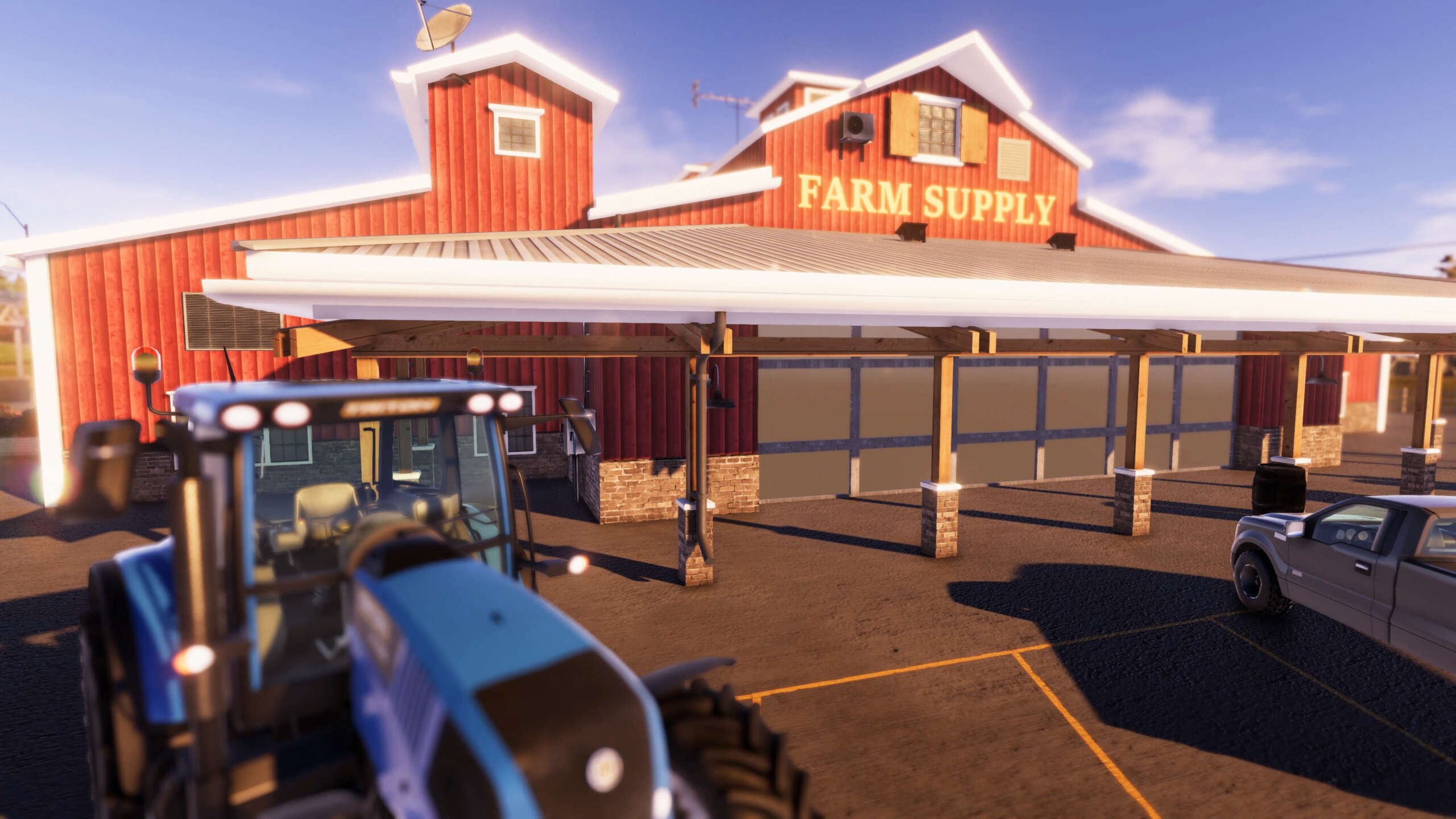 Real Farm – Gold Edition Will Come To PC, PlayStation 4, And Xbox One Fans Bringing An Enriching Virtual Farming Enviroment