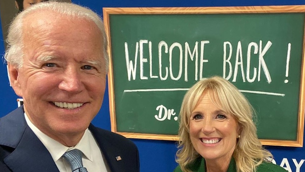 """Joe Biden Can Rebuild Our Country and Unite the Nation,"" Jill Biden Says — Do You Agree?"