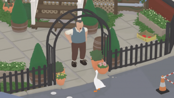 Untitled Goose Game Is Getting A Two-Player Mode This September