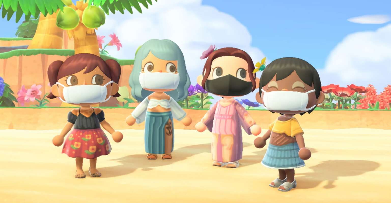 """Animal Crossing: New Horizons And Gillette Team Up For """"Skinclusive Summer Line"""""""