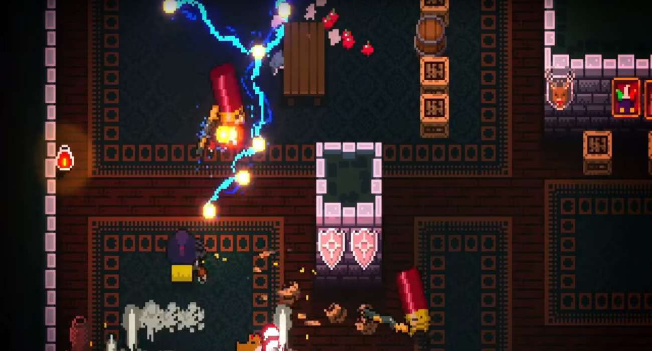 Enter The Gungeon Is Now Free On The Epic Games Store