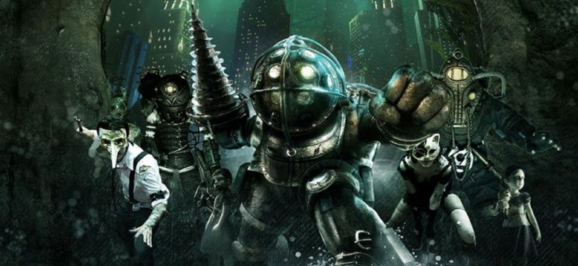 BioShock: The Collection Short Nintendo Switch Review – Launches On Switch Fully Remastered With A Comprehensive DLC