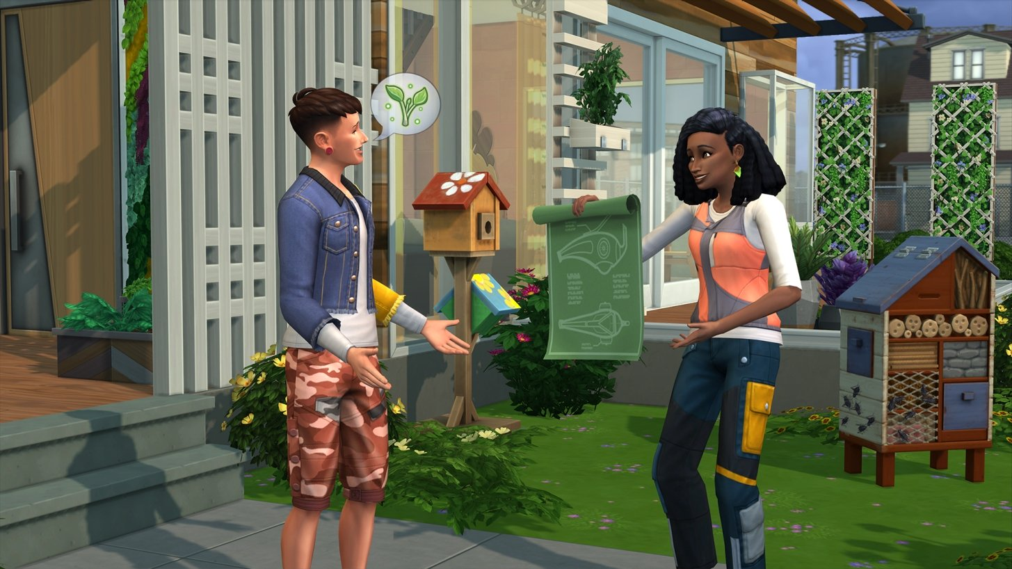 The Sims 4 Plans To Add More Diverse Options After Years Of Player Criticism
