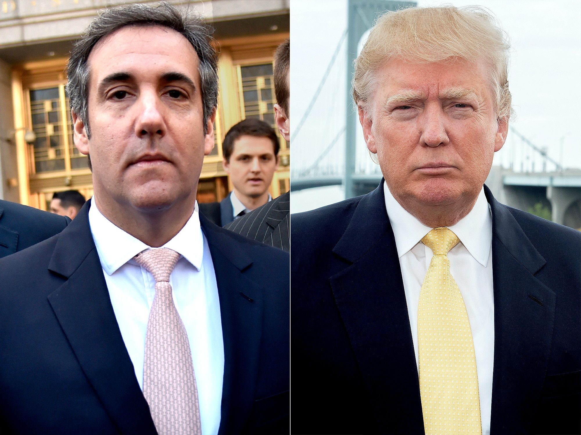 Michael Cohen Reveals Donald Trump Told Him His Voters Would Think He Was 'Cool' For Hooking Up With An Adult Film Actress!