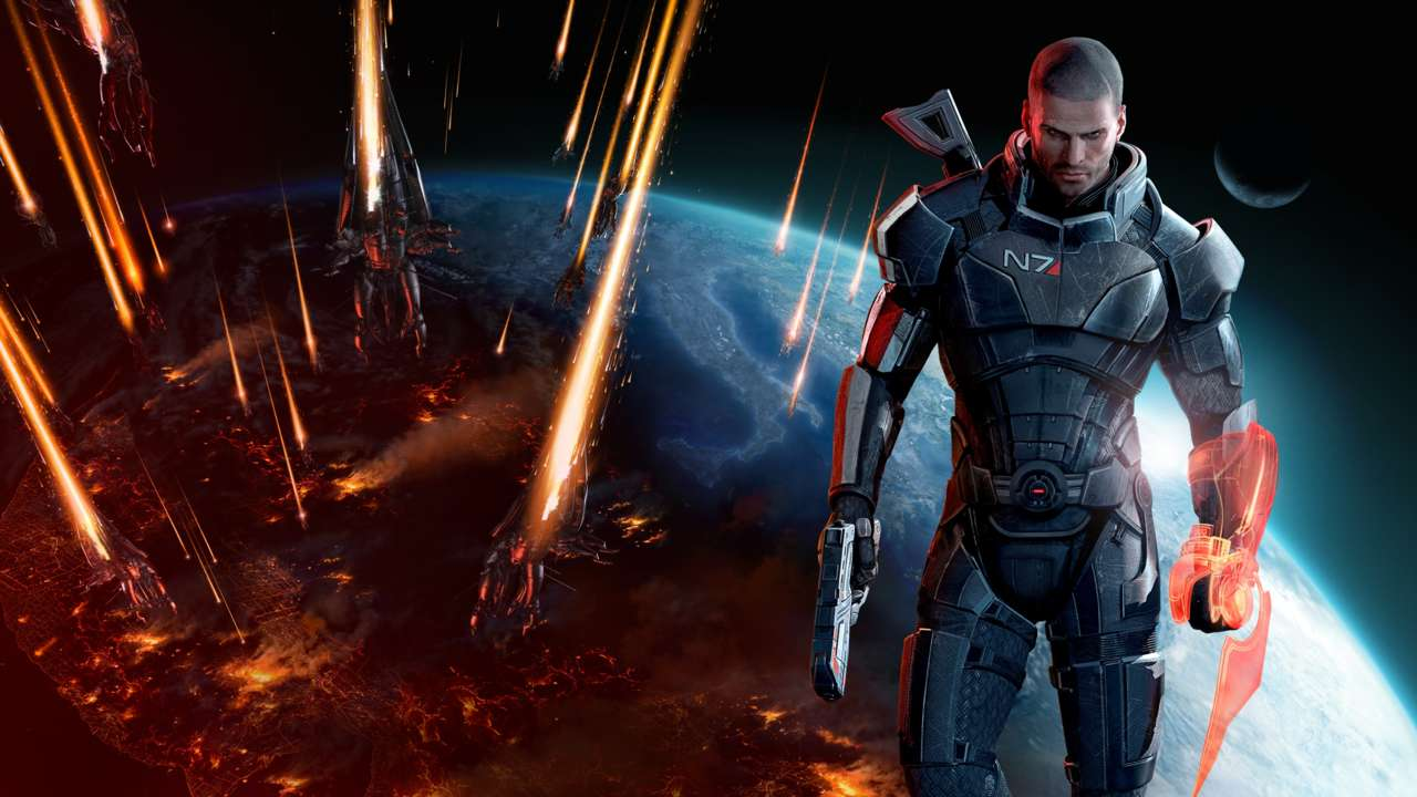 Mass Effect Trilogy Remastered Spotted At Retailer