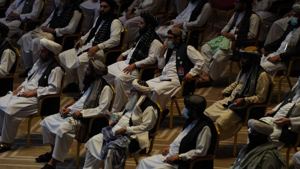 When the Taliban came face-to-face with the Afghan government