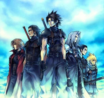 Final Fantasy 7 Crisis Core's 13th Anniversary Is Marked With A Special Tweet And An Article On The Game's Iconic Buster Sword