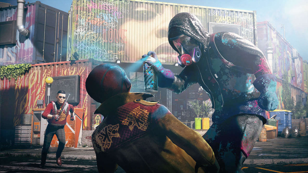 Watch Dogs Legion Release Date Announced, And It's An Xbox Series X/S Launch Title