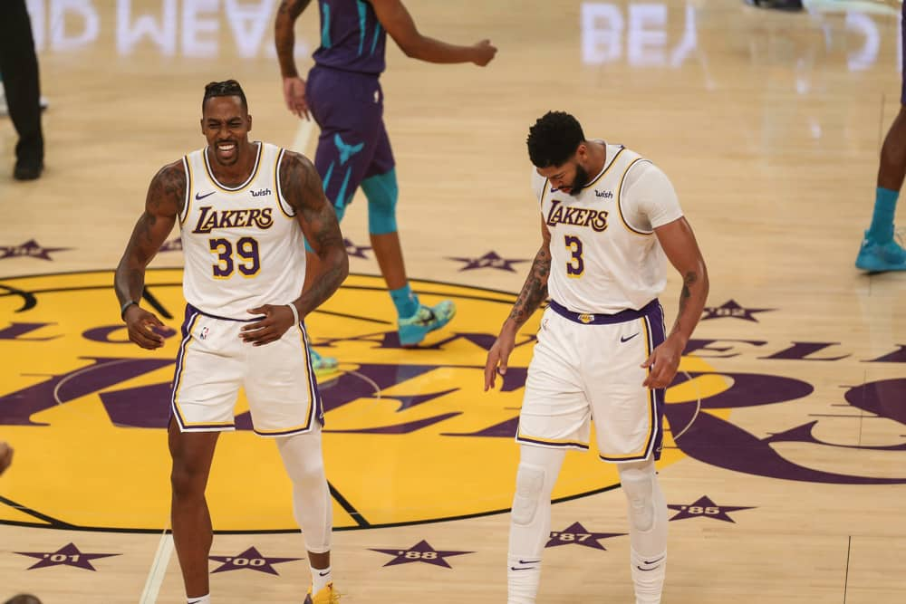 Los Angeles Lakers Near the West Finals, Defeat Houston Rockets in Game 4, 110-100