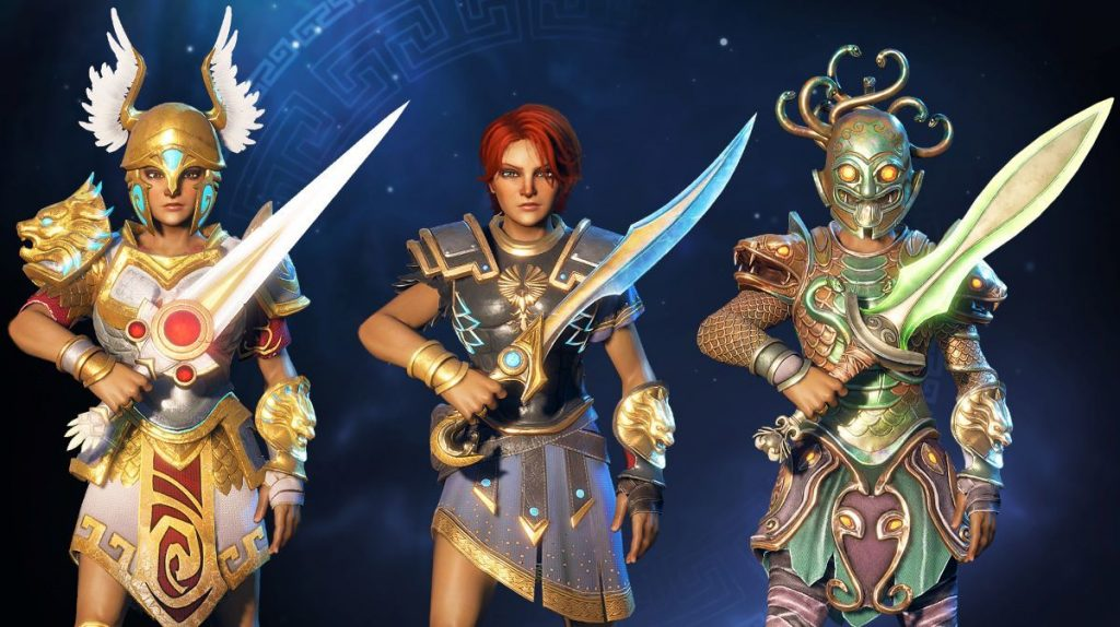 Fenyx is yours to customize when it comes to their gender, physical appearance, and armor.