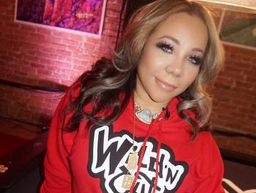 Tiny Harris Praises Her Big Sister – Check Out The Throwback Photos She Shared