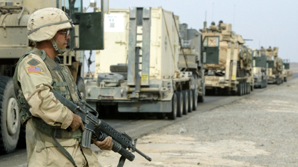 Trump to announce further reduction in US troops in Iraq