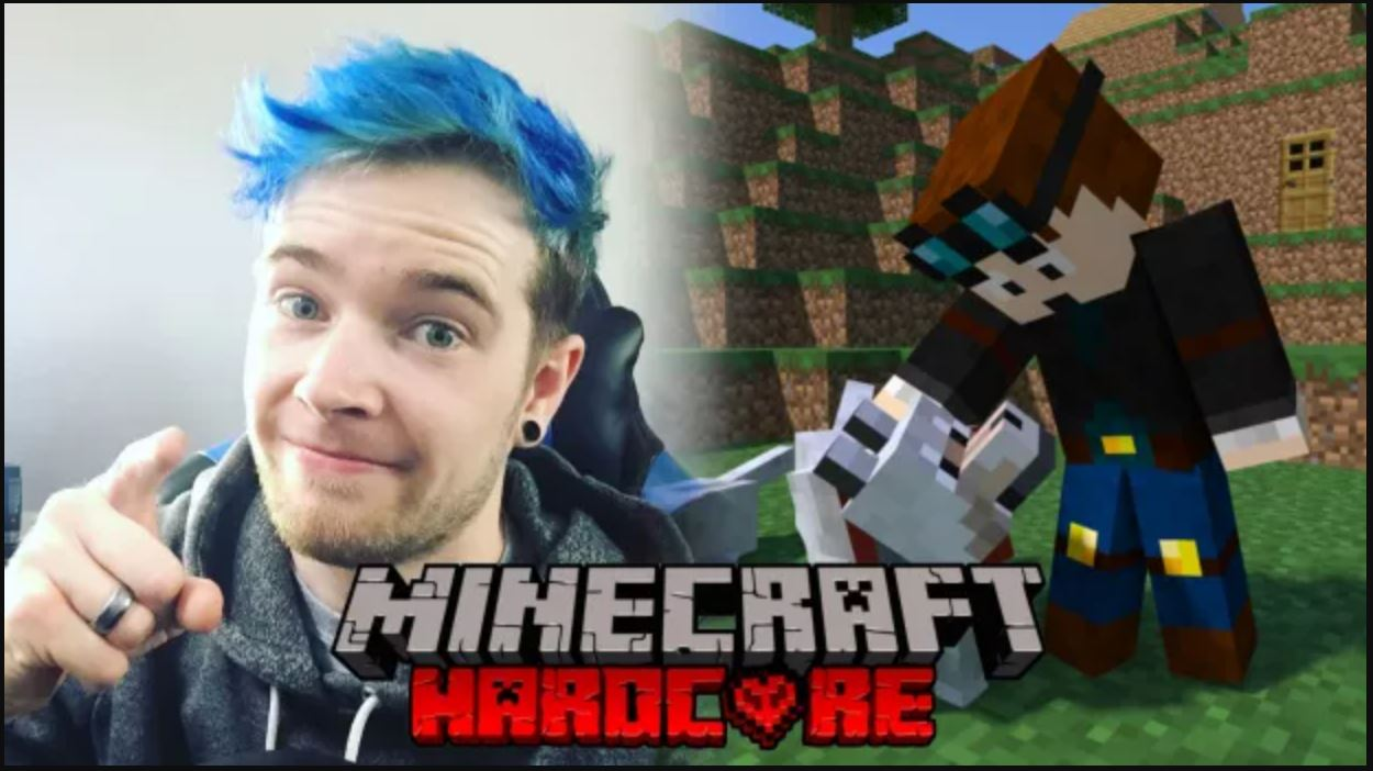 """DanTDM Ramps Up Minecraft's Difficulty In His New Series, Which Is Called """"Ultra Hardcore"""" Featuring 342 Mods In Total"""