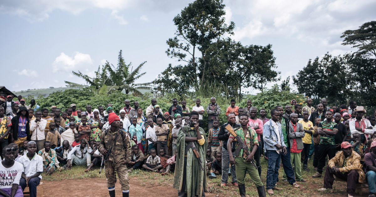 Fragile hopes of peace in DRC's conflict-scarred Ituri province