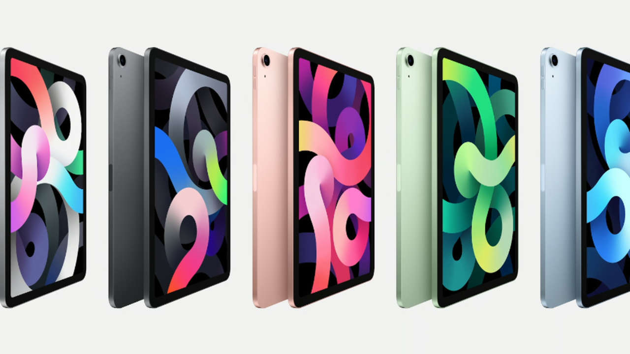 Apple Announces Two New iPads, iOS 14 Launches Wednesday