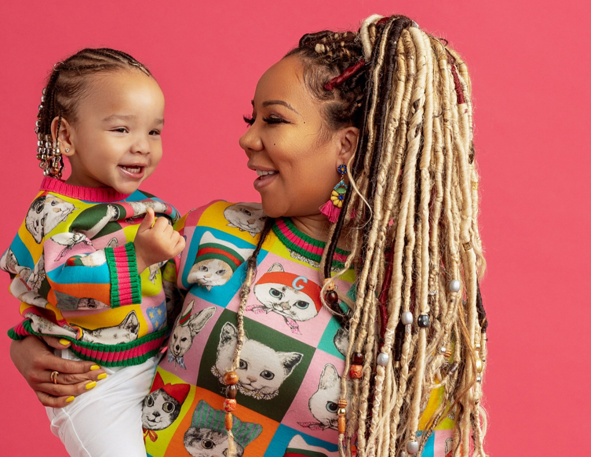 Tiny Harris' Video Featuring Heiress Harris Makes Fans Laugh