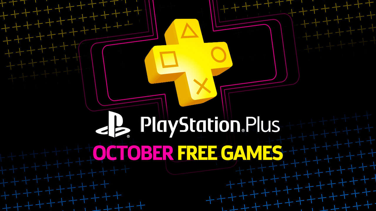 PS Plus Free Games For October 2020 Revealed