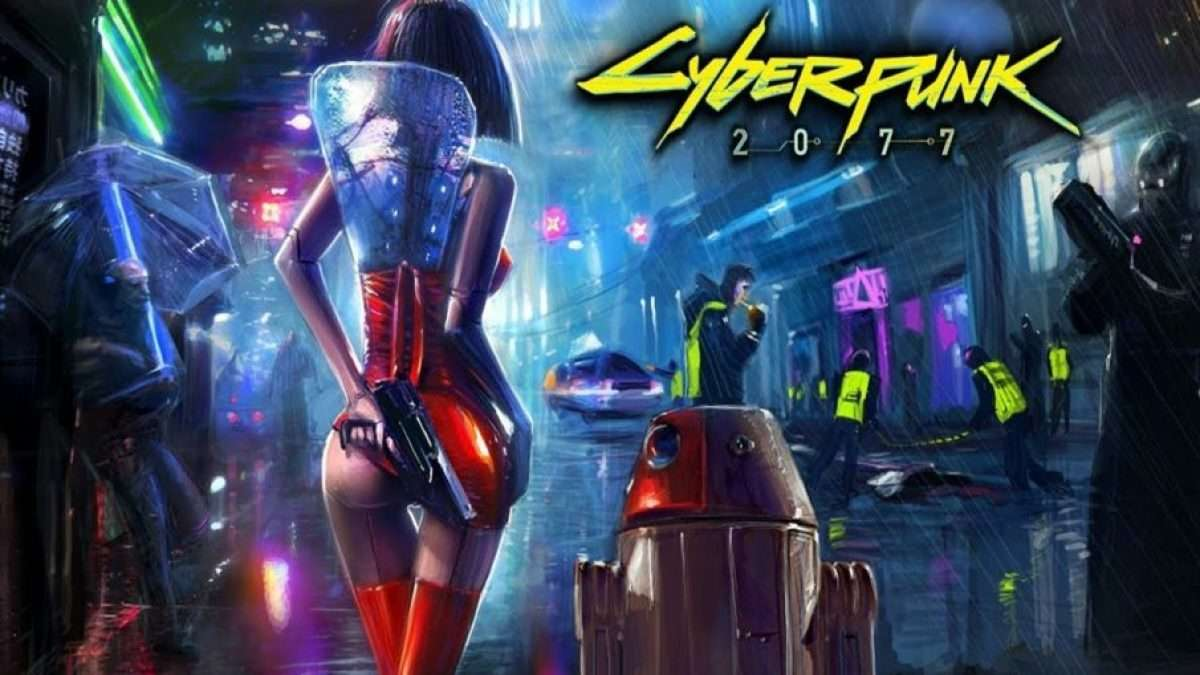 Cyberpunk 2077 Chinese Localization Teases Massive Game Size