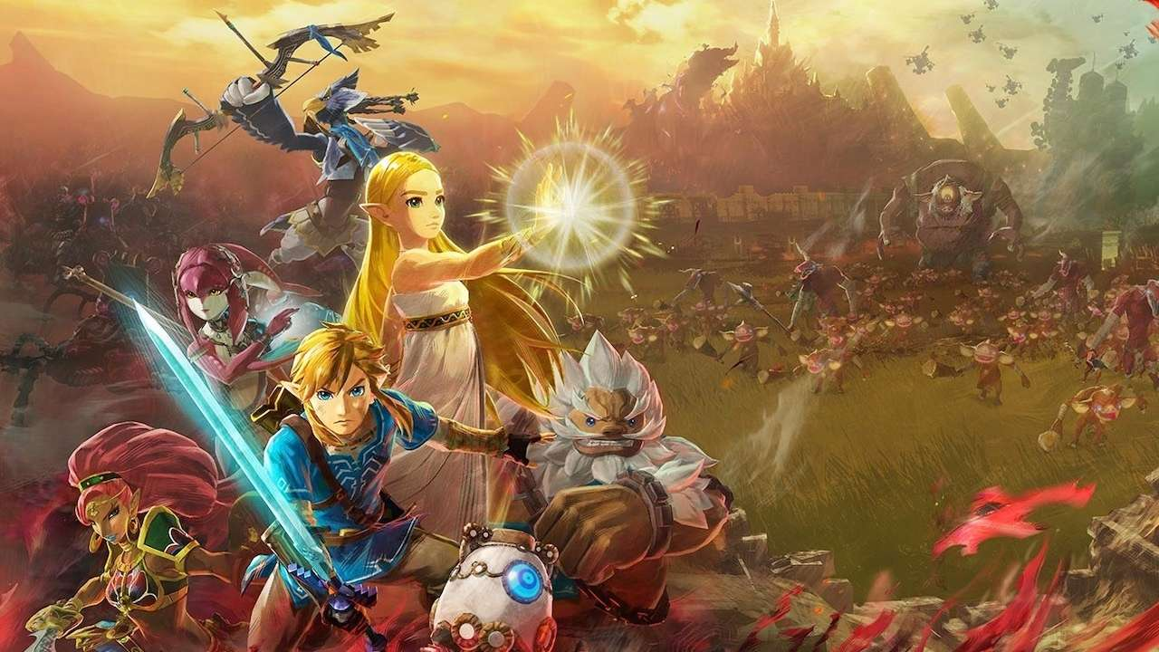Hyrule Warriors: Age Of Calamity Preorders Are Live
