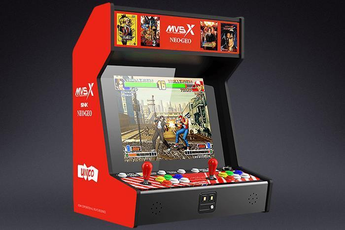 SNK MVSX Will Seemingly Support Adding Extra Neo Geo Games
