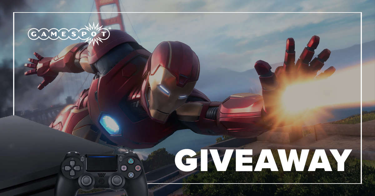 GIVEAWAY: Win A PS4 Pro With Marvel's Avengers*