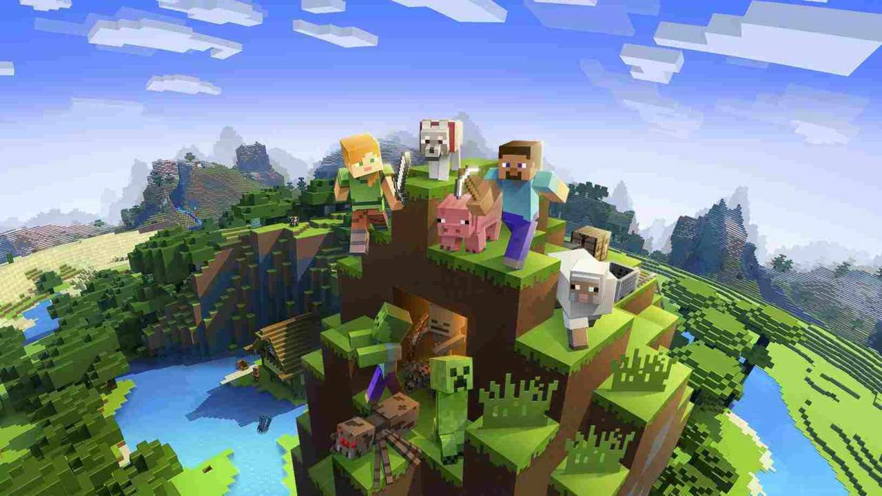 Minecraft's Free PSVR Support Is Coming Out Tomorrow