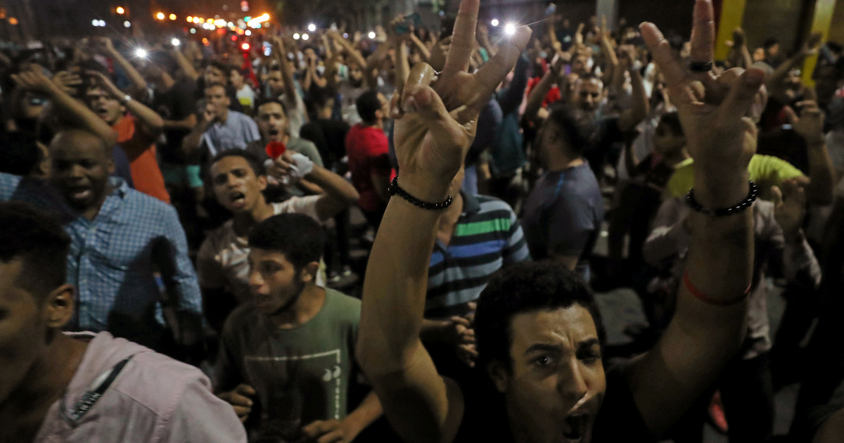Can protesters achieve political change in Egypt?
