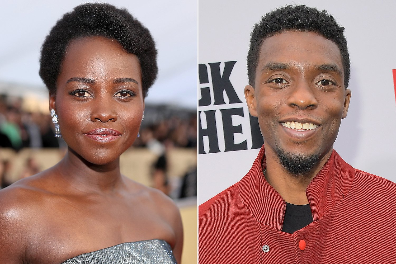 Lupita Nyong'o Finally Pays Tribute To Co-Star Chadwick Boseman After His Death – Check Out Her Emotional Words!