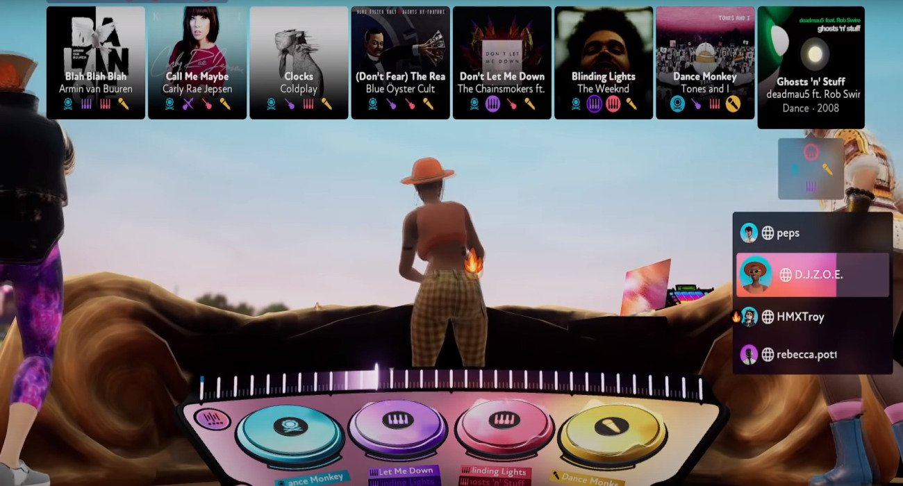Fuser Is A DJ Rhythm Game Set To Release This November