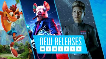Top New Games Out On Switch, PS4, Xbox One, And PC This Month -- October 2020