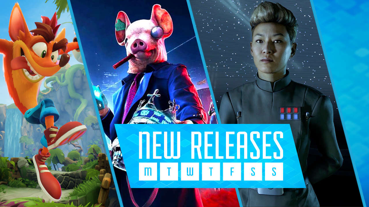 Top New Games Releasing On Switch, PS4, Xbox One, And PC This Month — October 2020