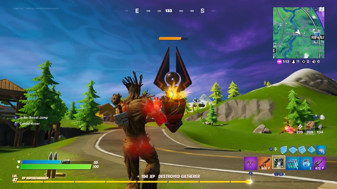 Fortnite Gatherer Locations: Where To Destroy Gatherers (Week 4 Guide)
