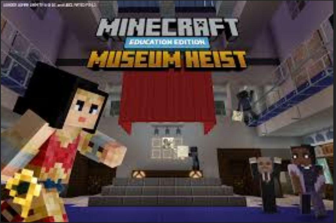 Minecraft Education Edition Allows The Player To Feel Like Wonder Woman From The New Film Wonder Woman 1984