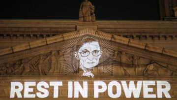 Without Ruth Bader Ginsburg, US Supreme Court faces challenges