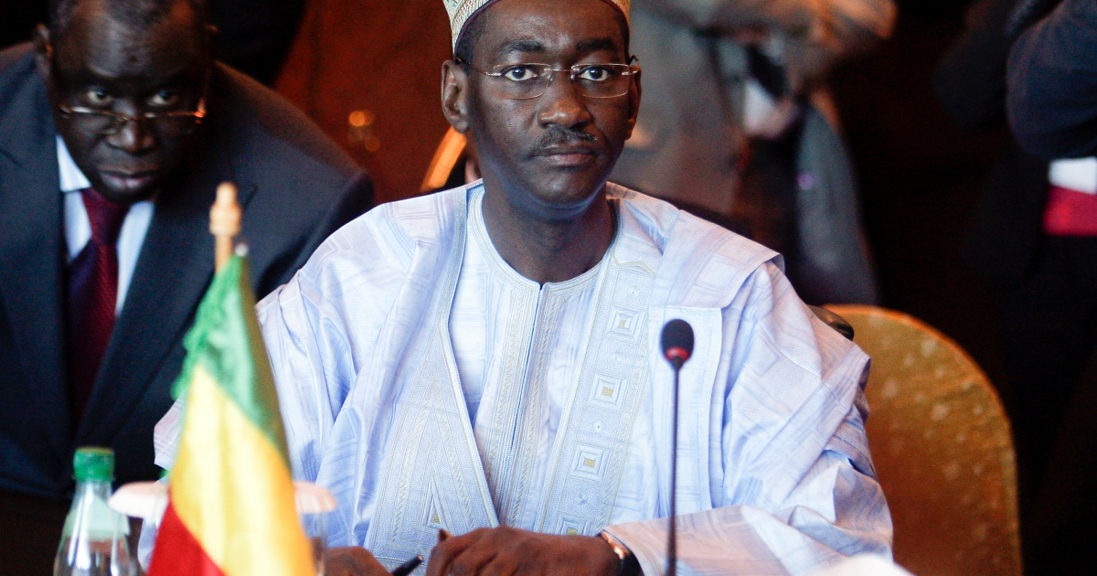 Former Mali Foreign Minister Moctar Ouane named transitional PM