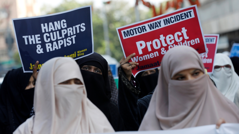 'Tip of the iceberg': Pakistan highway rape sparks outrage