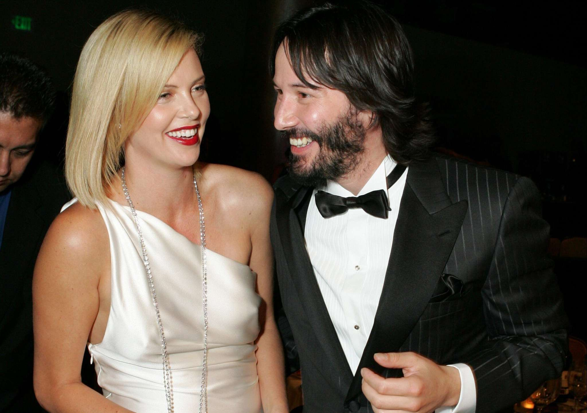 Charlize Theron Gushes Over 'Handsome Human' Keanu Reeves In Sweet Birthday Message!
