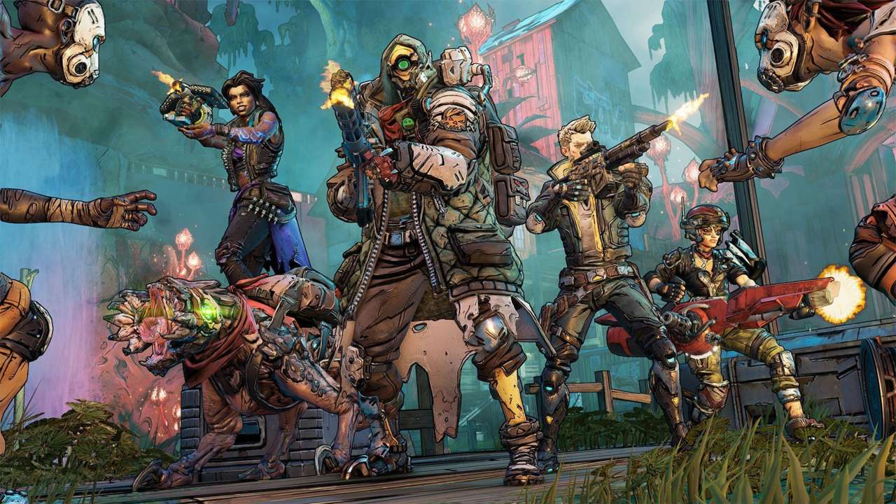 Borderlands 3 Coming To PS5 And Xbox Series X, More Content Detailed During PAX Online