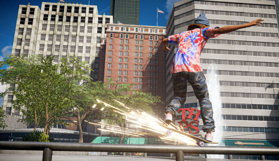 Tony Hawk's Pro Skater 1 And 2 Adds DLC That Supports Military Veterans