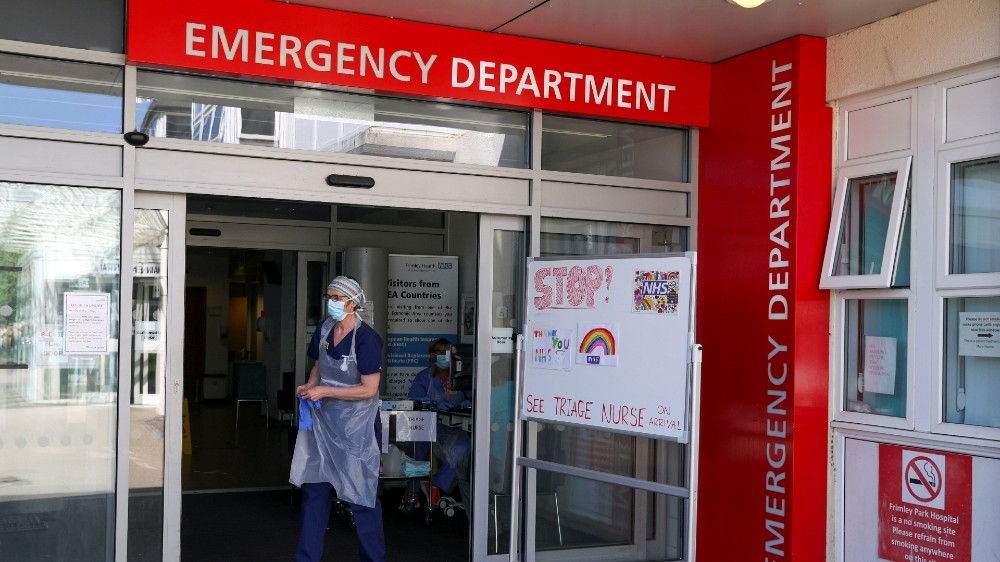 Hospital cleaners more exposed to COVID-19 than ICU doctors