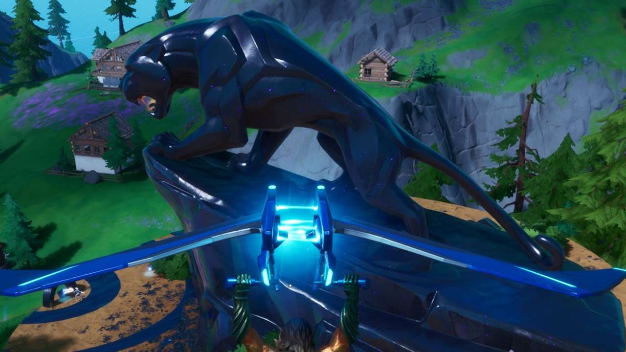 Fortnite Panther's Prowl Location: Where To Visit For Week 3 Challenge