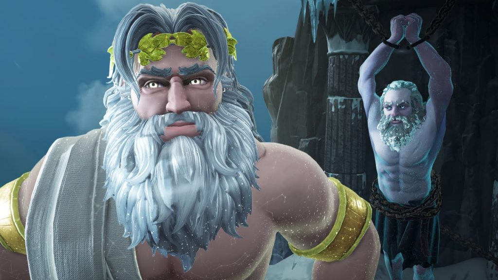 The entirety of Immortals Fenyx Rising is narrated by Zeus and Prometheus, both of whom add a bit of tongue-in-cheek humor to the game.