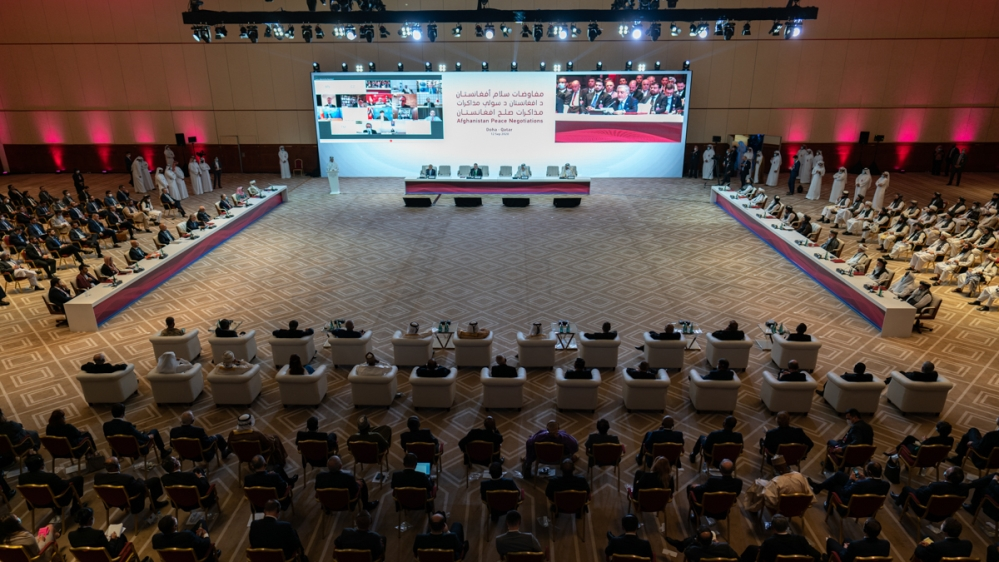 Historic talks held in Qatar on ending war in Afghanistan