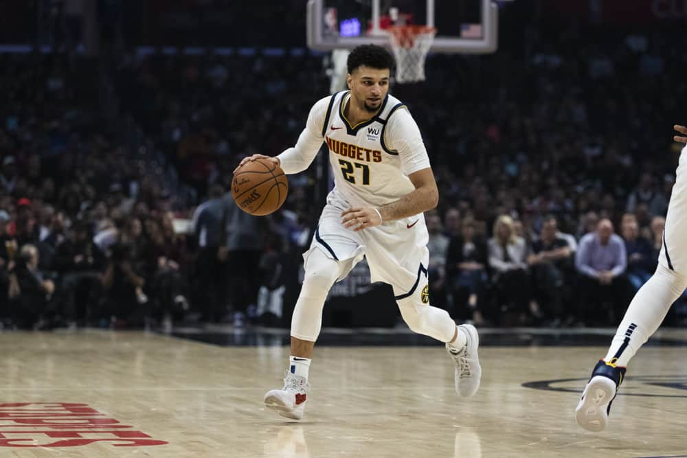 Nuggets Repeat Historys, Stun the LA Clippers to Take Game 7, 104-89
