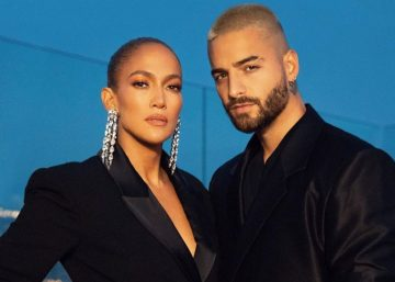 Jennifer Lopez Dazzles In Crystal Blazer Without Pants — See The Look