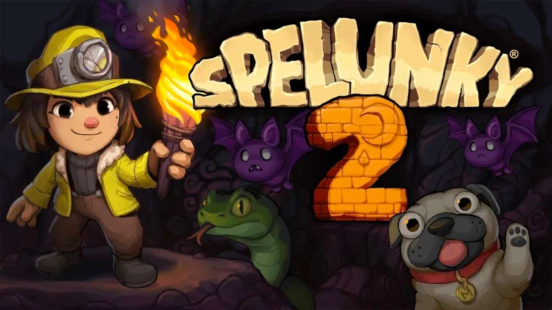 Spelunky 2 Beginner's Guide: Tips To Avoid Dying Every 10 Seconds