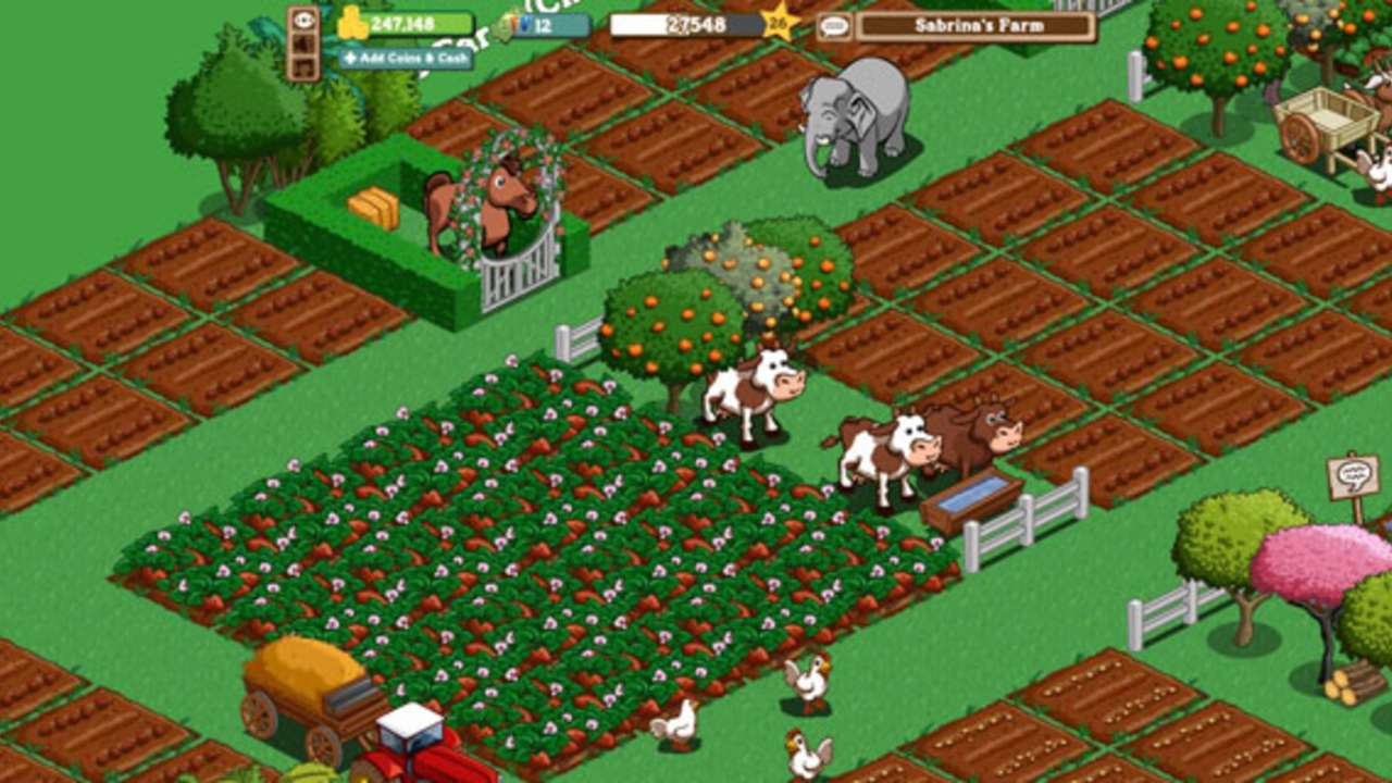 FarmVille Is Shutting Down