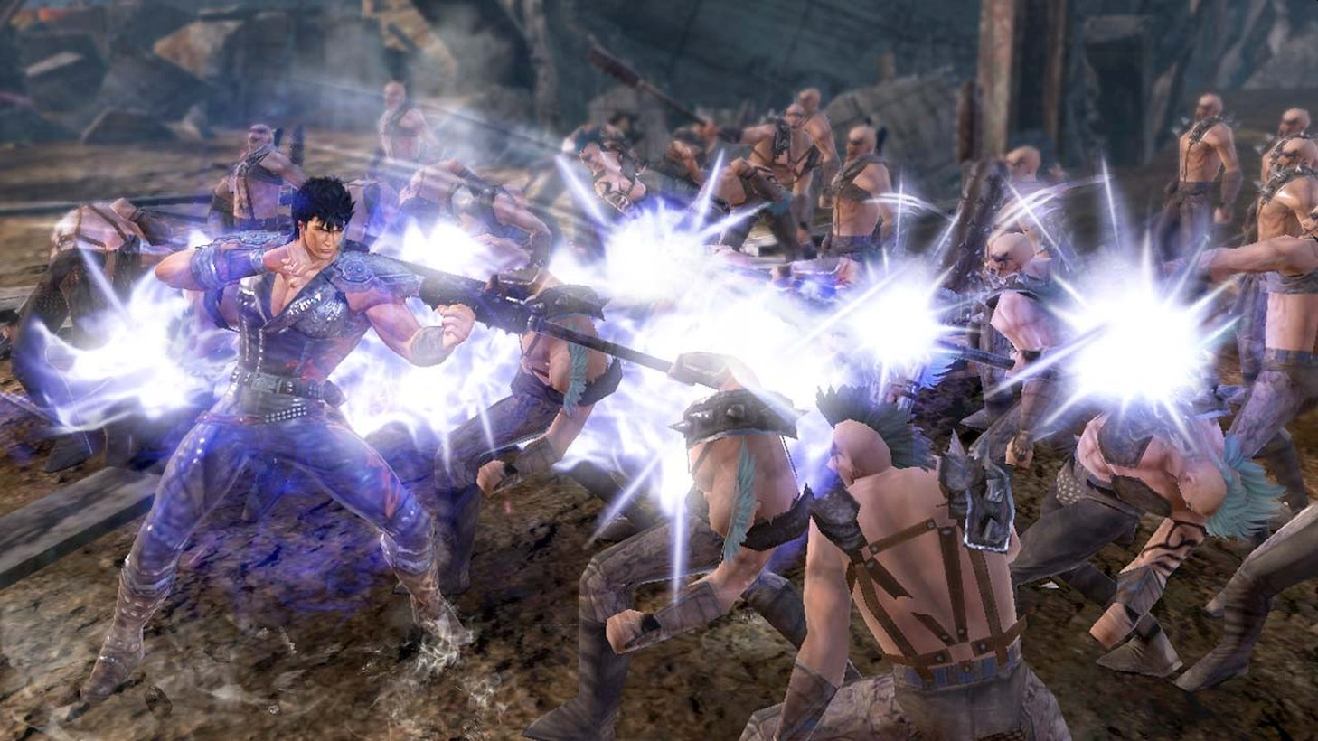 Koei Tecmo Announces New Fist Of The North Star Mobile Game Launches In Japan Later This Year